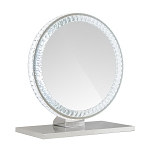 DIAMOND COLLECTION BRILLIANT PREMIUM ILLUMINATED VANITY MIRROR