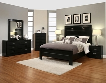 Toledo Midnight Bed Frame