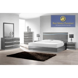 Leon LED Bed Frame