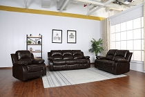 Brown Sofa Set ( Only Sofa)