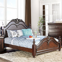 Mandura Queen Bed