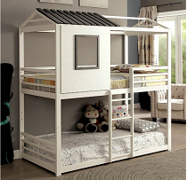 Stockholm Twin/ Twin Bunk Bed