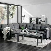 KALEIGH - Urban Gray Sectional