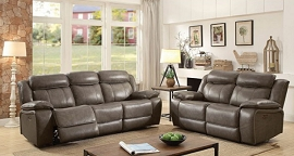 PAGE - RECLINER PULL SOFA