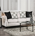 PHOIBE - 2PC Greek Sofa Set
