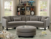 SARIN - Curved Sectional
