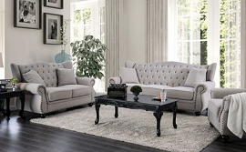 EWLOE - Sofa light grey