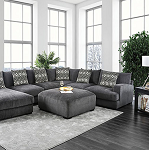 Kaylee U- Sectional W/ Left Chaise