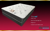 Sunset Tight Top Mattress Collection