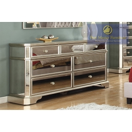 Mirrored Dresser Collection