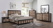 Edgewater Panel Bed Bed Frame