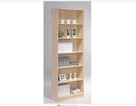 6 Tier Tall Bookshelf-color option