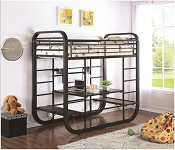 Worstation Station Bunk Bed- Twin or Full