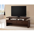 59 Inch TV Console with Chrome Legs