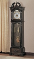 Dark Brown Grandfather Clock