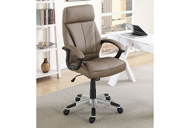 Tan Office Chair