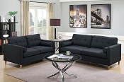 2 Pcs Linen Sofa Set - color option