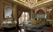 King Elegant Bed Frame