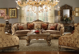 Elegant Persian Sectional