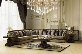 Elegant Greek Sectional