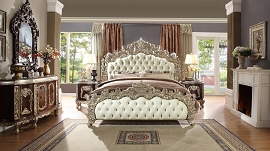 Antique Style Bed Frame