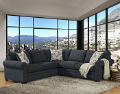 Lexi Sectional - color option Linen