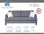 Miles Sofa Collection