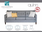 Quinn Sofa Collection