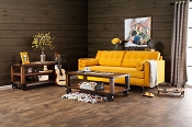 Contemporary Yellow Sofa