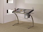 Dark Grey Artist Drafting Table Desks