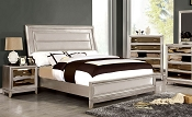 Maxon  Silver Bed Frame