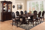 9 Piece Formal Dining Set