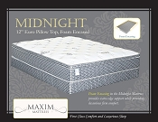 Midnight mattress Sleep Collection  Set