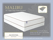 Malibu Tight Top Mattress Set