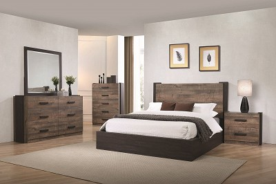 Weston collection Bed Frame- Coaster Fine Furniture