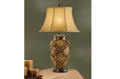 Luxurious Gold Design Table Lamp