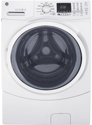 GE 4.5 Cu. Ft Front Load Washer with Steam