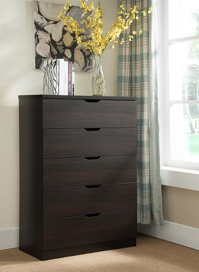 5-Drawer Storage Chest