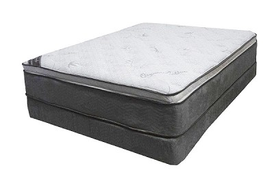 Organic Pillow-top Foam Encased Mattress