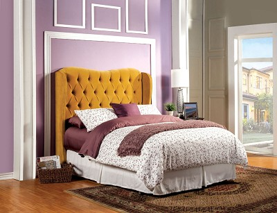Toinette III Queen or Full  Headboard