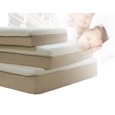 Gel Memory Foam Mattresses  12""