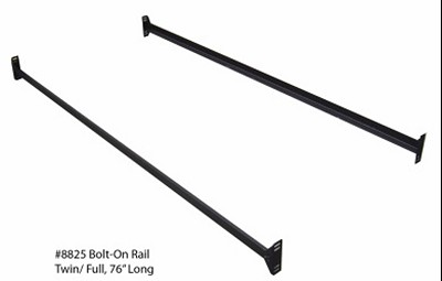 Twin Bed Frame Rail 76