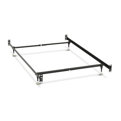 Queen Headboard/Footboard Metal Bed Frame