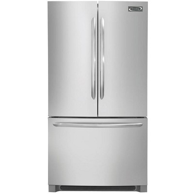 28 Cu Ft Stainless Steel Crosley French Door Refrigerator