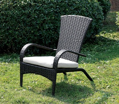 Outdoor Ivory Chair