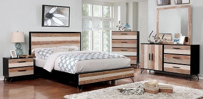 Hasselt Bedframe -bedroom pieces optional
