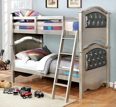 Dominique Twin/Twin Bunk Bed