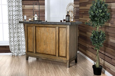 Buchanan Bar Table with Celestitle Top