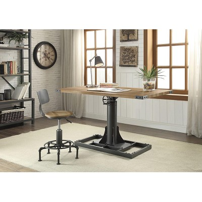 Empleton Large Lift Desk with Chair