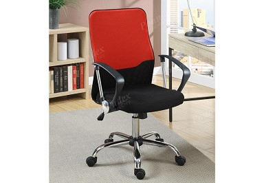 Black and Red Office Chair
